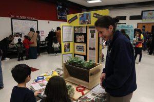 Student exhibits
